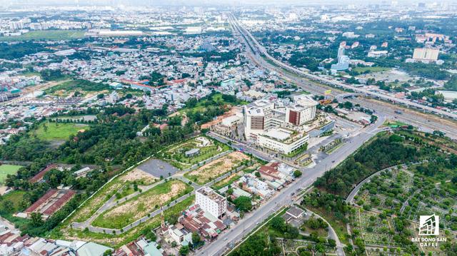 dji0257 15638438764851042263608 - Cận cảnh dự án bệnh viện gần 6.000 tỷ đồng tại TP.HCM sắp đi vào hoạt động vào cuối năm 2019