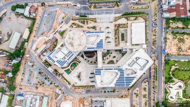 dji0275 15638442775801536527285 - Cận cảnh dự án bệnh viện gần 6.000 tỷ đồng tại TP.HCM sắp đi vào hoạt động vào cuối năm 2019