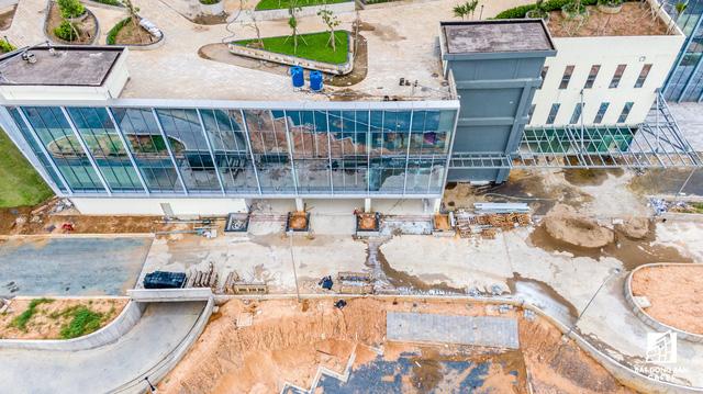 dji0282 1563844448760199869754 - Cận cảnh dự án bệnh viện gần 6.000 tỷ đồng tại TP.HCM sắp đi vào hoạt động vào cuối năm 2019