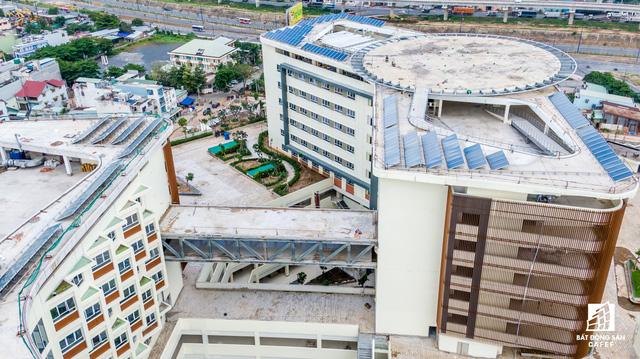 dji0289 1563844589269602261349 - Cận cảnh dự án bệnh viện gần 6.000 tỷ đồng tại TP.HCM sắp đi vào hoạt động vào cuối năm 2019