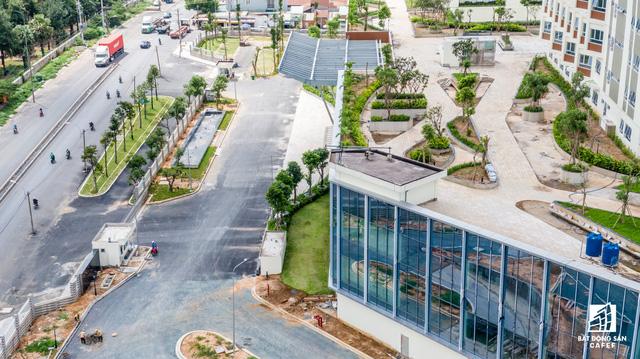 dji0303 1563844678052596979603 - Cận cảnh dự án bệnh viện gần 6.000 tỷ đồng tại TP.HCM sắp đi vào hoạt động vào cuối năm 2019