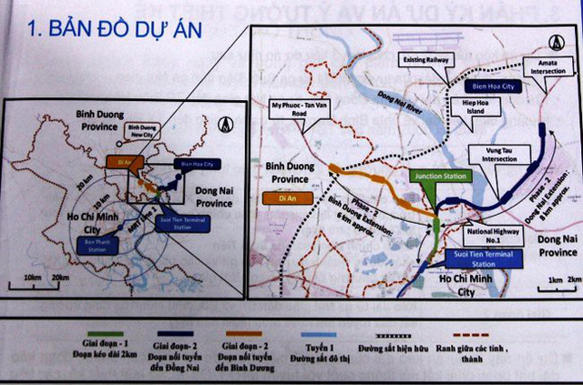 metro 1563203012990428274913 - Tuyến metro số 1 Bến Thành
