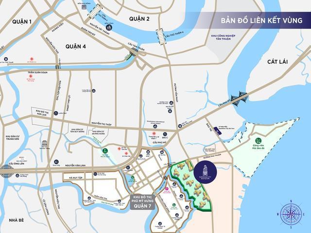 """photo 1 1563785663484161927859 - Sunshine City Sài Gòn nối dài """"đại lộ quốc tế"""" tại khu vực Nam Sài Gòn"""