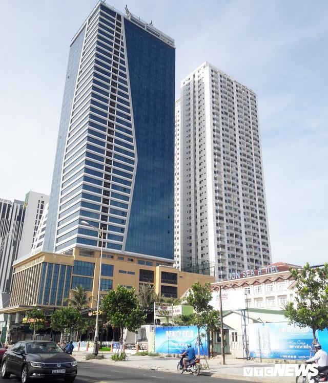 photo 1 15638988240611958985645 - Đề nghị xem xét khởi tố chủ đầu tư Tổ hợp Khách sạn Mường Thanh Đà Nẵng