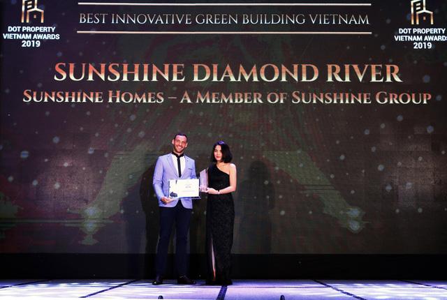 Sunshine Group chiến thắng vang dội với 5 giải thưởng danh giá tại Dot Property Awards 2019 - Ảnh 2.