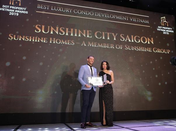 Sunshine Group chiến thắng vang dội với 5 giải thưởng danh giá tại Dot Property Awards 2019 - Ảnh 3.