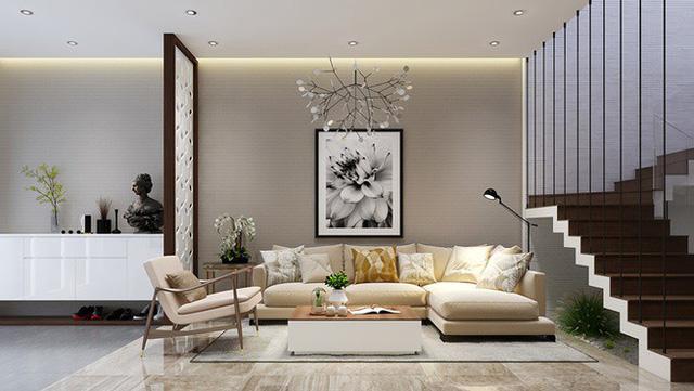 photo 2 15642763953651170004790 - Nhà phố 56 m2 thiết kế đẹp như biệt thư hạng sang