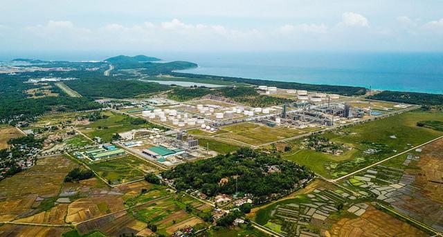 """dung quat 2 1566617499837271693143 - Quảng Ngãi ra """"tối hậu thư"""" việc giải quyết vướng mắc dự án Khu đô thị công nghiệp Dung Quất"""