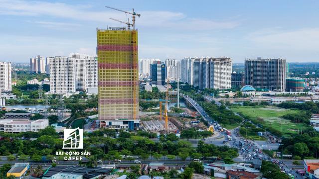 hinh 12 1563248417472900215709 - Sắp khởi công dự án hầm chui 3 tầng khu Nam Sài Gòn, BĐS nơi đây sẽ hưởng lợi