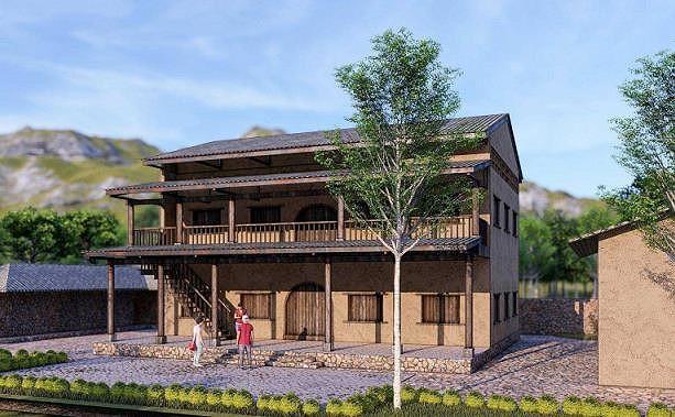 photo 1 1565143698823252016457 - Những mẫu nhà tuyệt đẹp và gần gũi nông thôn miền Bắc