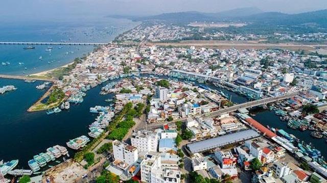 photo 1 1566311065179578537422 - Xin ý kiến Bộ Chính trị thành lập thành phố biển đảo đầu tiên