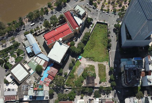 """photo 1 1566914282599742158627 - Bộ Công an khởi tố thêm 3 bị can liên quan lô """"đất vàng"""" ở quận 1, TPHCM"""
