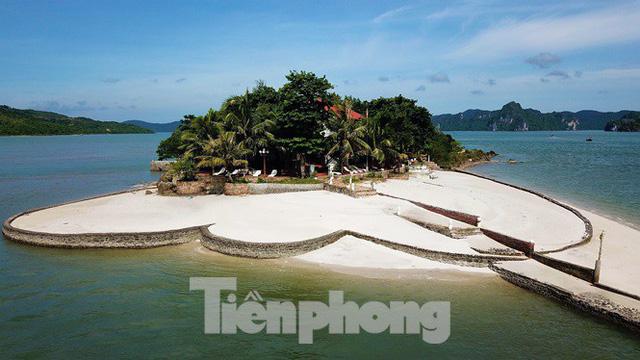 Hàng loạt đảo trên vịnh Bái Tử Long bị biến thành biệt thự, đặc khu - Ảnh 4.