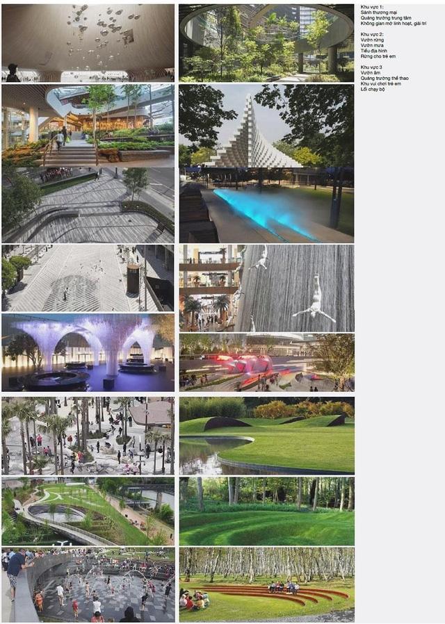 photo 5 1564928515225865020679 - Hình hài Công viên 23-9 qua hai thiết kế đoạt giải
