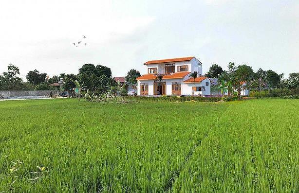 photo 6 15651436988382022088738 - Những mẫu nhà tuyệt đẹp và gần gũi nông thôn miền Bắc