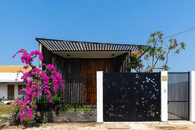 photo 8 1565490852885165604785 - 'Tuyệt chiêu' giúp ngôi nhà ở Quảng Nam quanh năm mát rượi