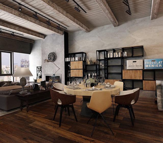 photo 1 1567650736920316969900 - Tham khảo cách thiết kế phòng ăn đơn giản, mộc mạc và tinh tế
