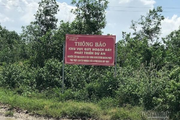 """photo 2 15681705347851363969925 - Chốt phương án cầu Cát Lái, đất Nhơn Trạch quay cuồng trong """"cơn sốt"""" mới"""