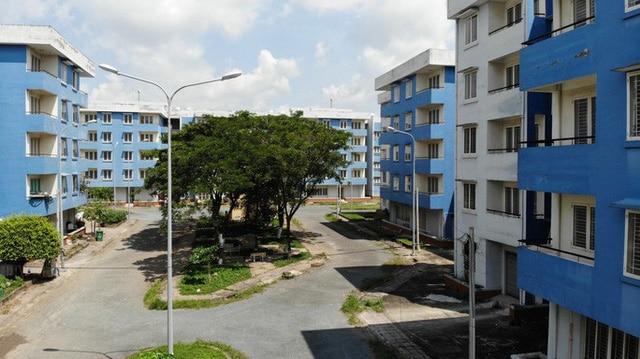 """photo 3 15684349542181066854579 - Khu tái định cư ngàn tỉ ở Bình Chánh giống như đô thị """"ma"""""""