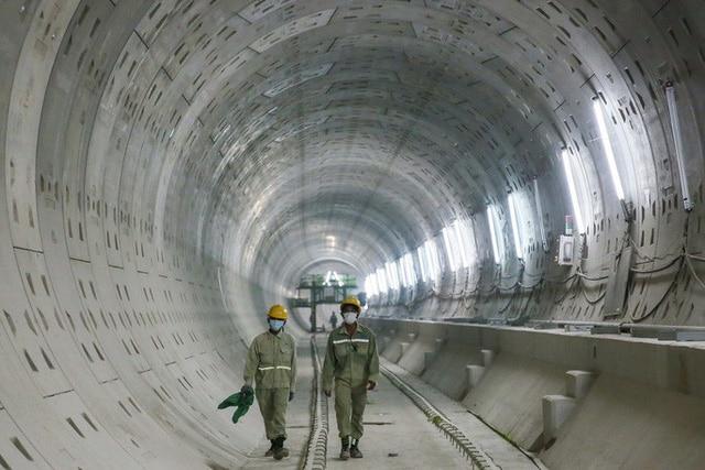 photo 3 1568533206960617034249 - Diện mạo đường hầm Metro số 1 xuyên lòng đất tại trung tâm TP HCM