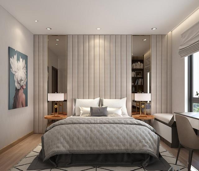 photo 3 15686054638331838515810 - Căn hộ 2 phòng ngủ sử dụng đồ nội thất sang trọng