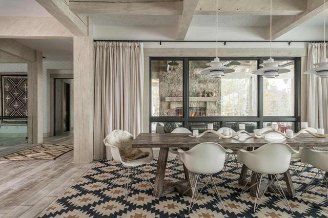 photo 7 1567650736928447606557 - Tham khảo cách thiết kế phòng ăn đơn giản, mộc mạc và tinh tế