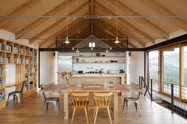 photo 8 15676507369291467710568 - Tham khảo cách thiết kế phòng ăn đơn giản, mộc mạc và tinh tế