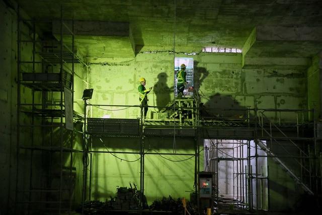 photo 9 1568533206970805672938 - Diện mạo đường hầm Metro số 1 xuyên lòng đất tại trung tâm TP HCM