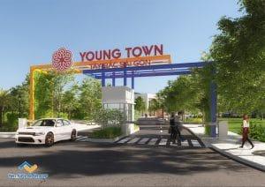 young town tay bac sai gon cong chao 300x212 - #1 YOUNG TOWN TÂY BẮC SÀI GÒN