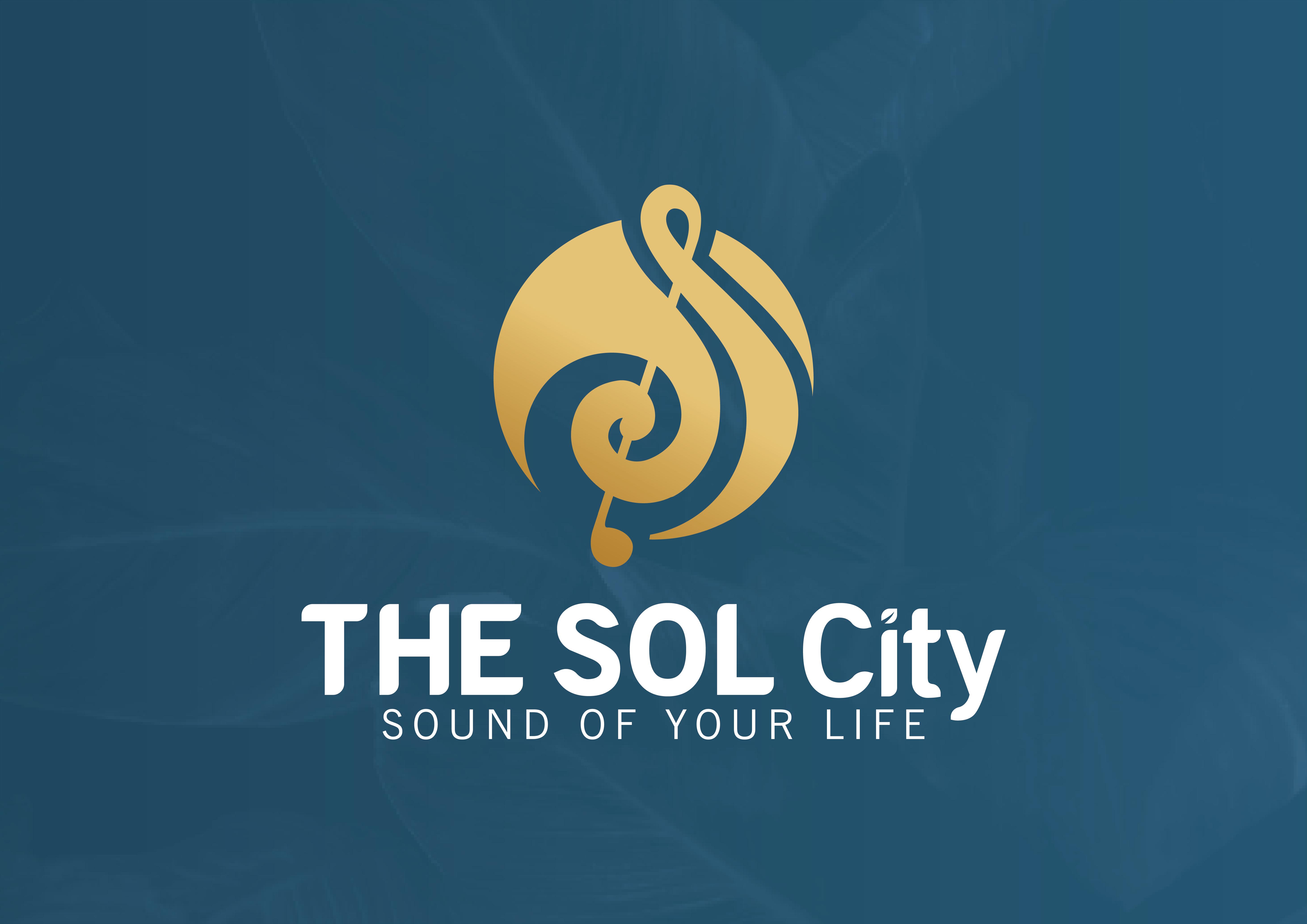 LOGO THE SOL CITY 9 - Địa Ốc Thắng Lợi - Thắng Lợi Group