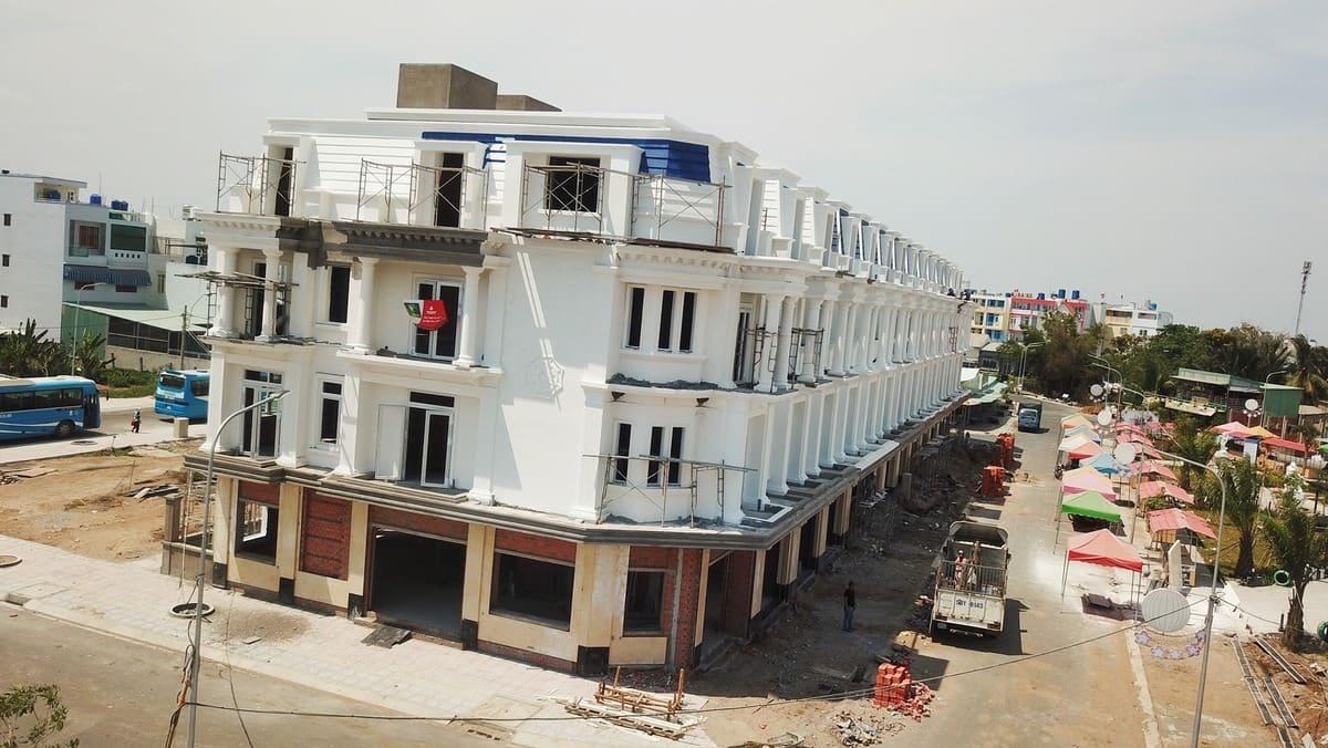 phoi canh thang loi riverside market 2 - #1 DỰ ÁN THẮNG LỢI RIVERSIDE MARKET