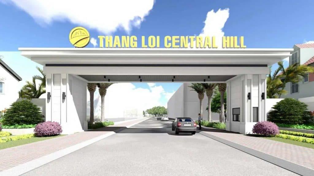thang loi central hill 1024x574 - #1 KHU ĐÔ THỊ THẮNG LỢI CENTRAL HILL