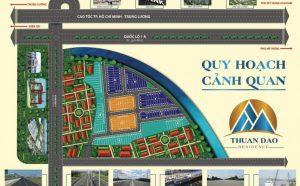 Mặt bằng Thuận Đạo Residence