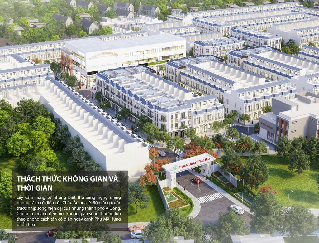 MAT BANG GALAXY NAM SAI GON - Những lý do nên đầu tư Dự án Central Hill Nam Sài Gòn