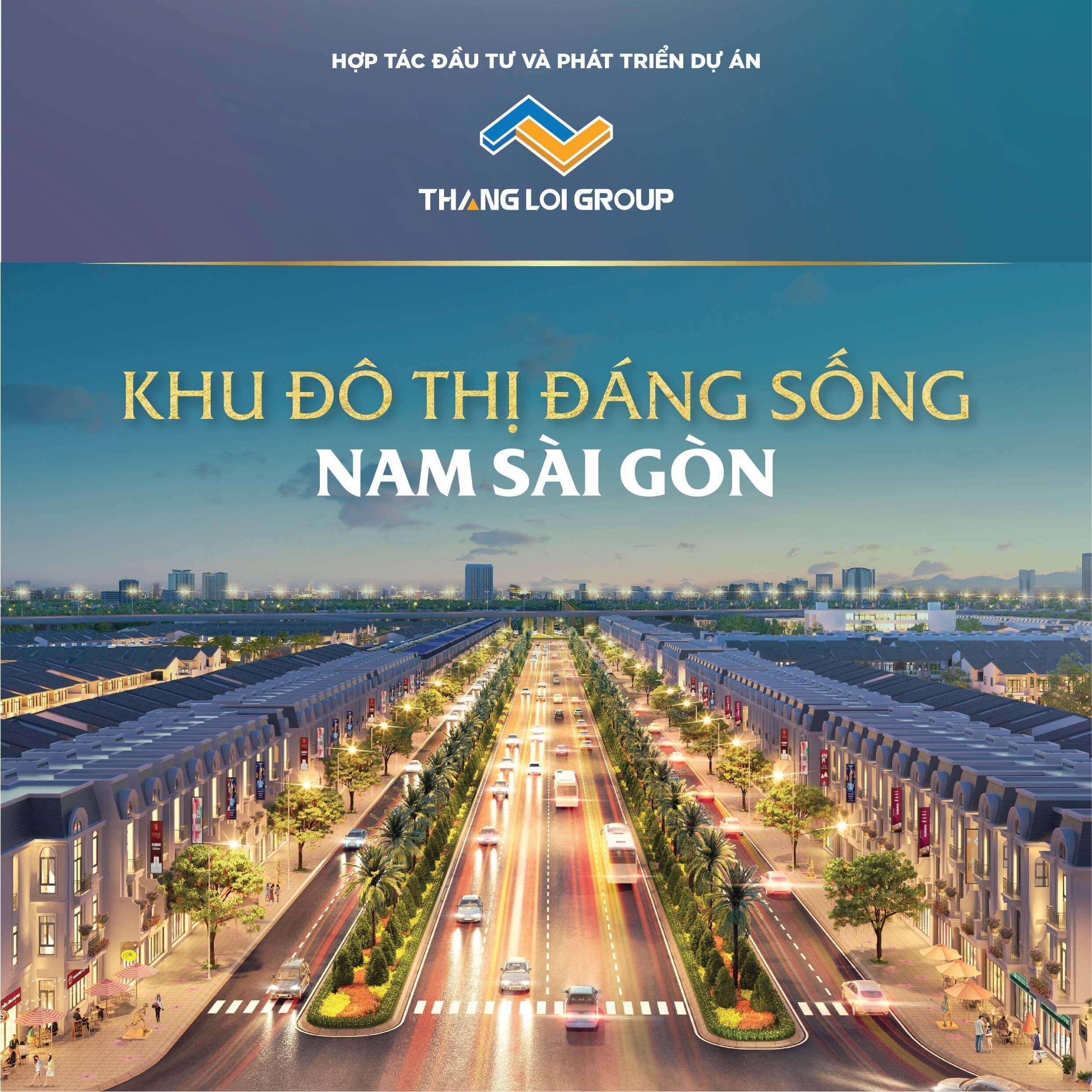 dự án the sol city nam sài gòn