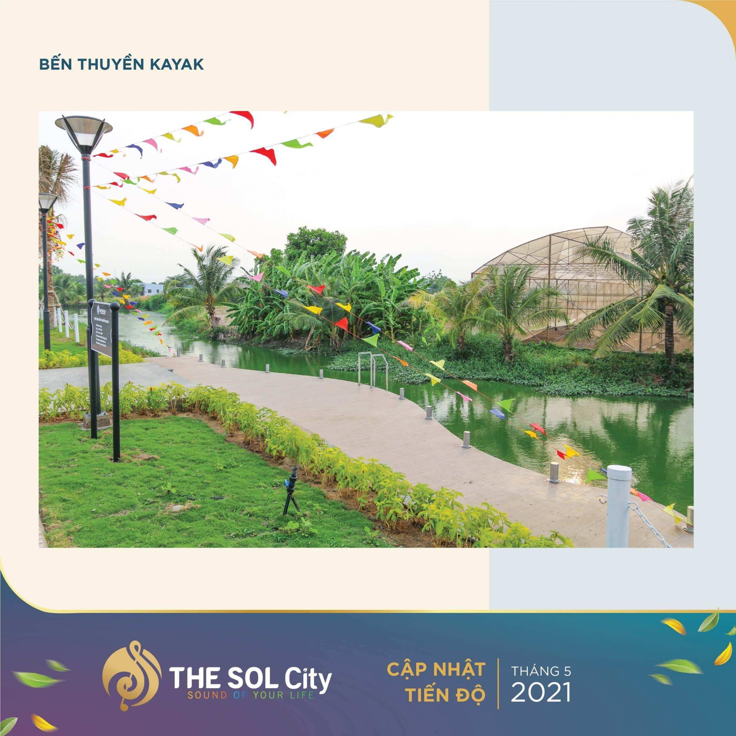 tiện ích the sol city