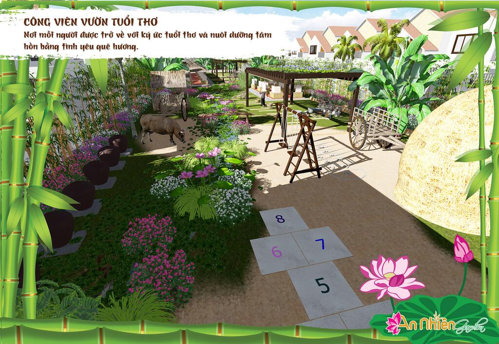 tiện ích an nhiên garden