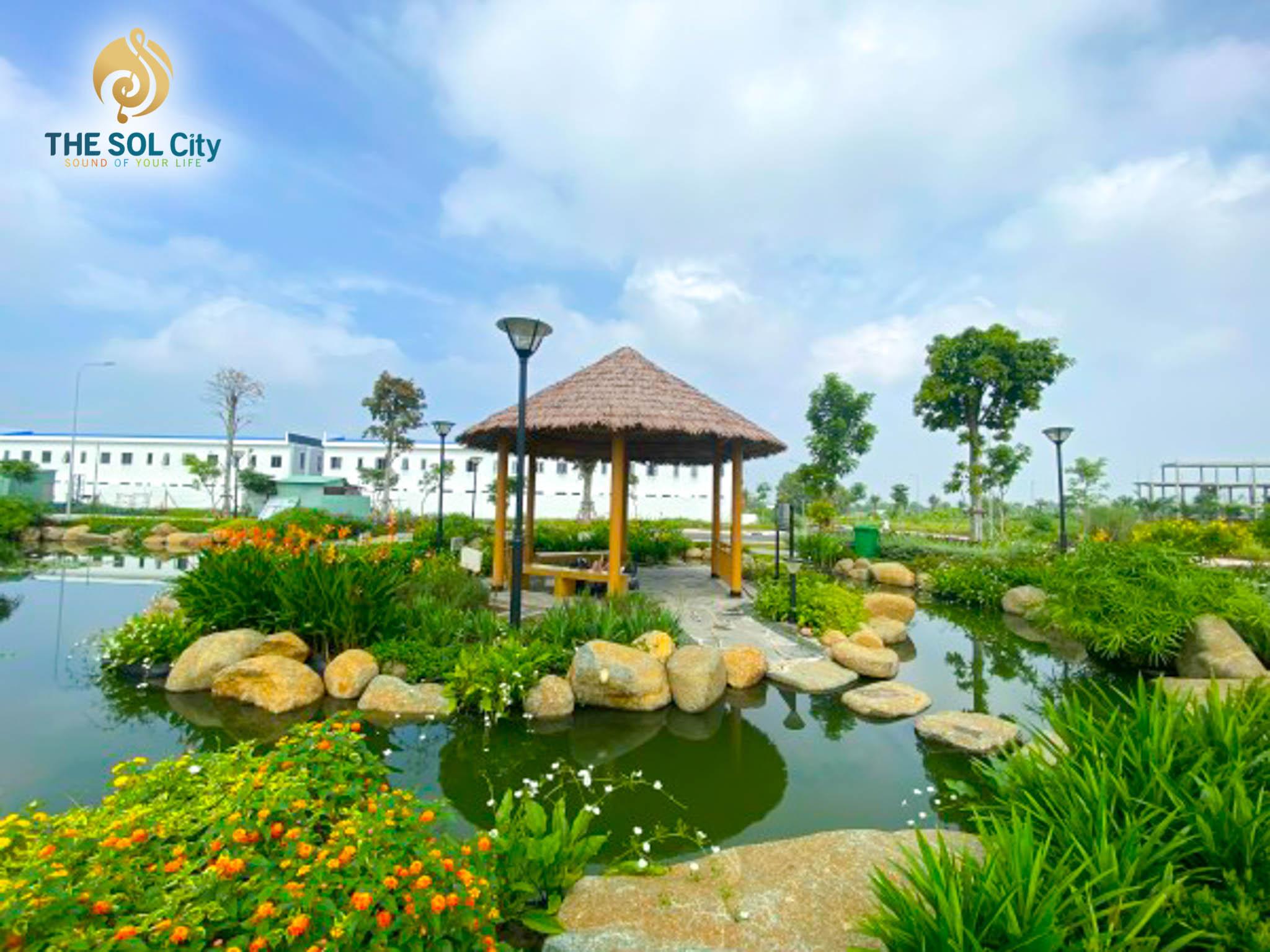 Dự án The Sol City Nam Sài Gòn Thắng Lợi Group